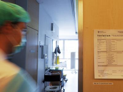 Krankenhaus in Hamburg