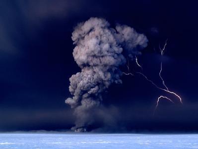 Vulkan Grimsvötn