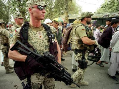 Deutsches Isaf-Kontingent in Afghanistan