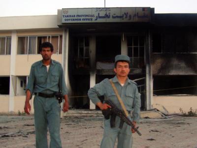 Tödlicher Anschlag in Nordafghanistan