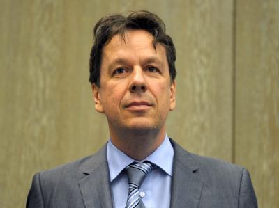 Das Landgericht in Mannheim hat Jörg Kachelmann Ende Mai vom Vorwurf der Vergewaltigung freigesprochen. (Archivbild)