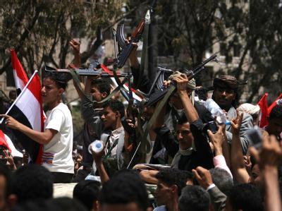 Gewalt im Jemen