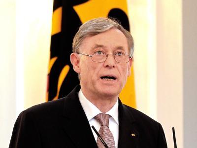 Horst K�hler