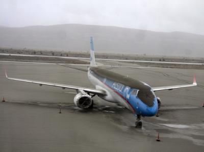 Asche stoppt Flugzeuge