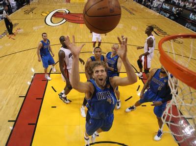 Dirk Nowitzki ist ein Superstar ohne Allüren, ein Teamplayer in Dallas und der DBB-Auswahl.