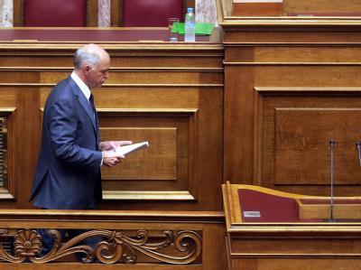 Für die griechische Regierung unter dem Sozialisten Giorgos Papandreou wird es immer enger.