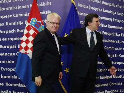 Barroso und Josipovic