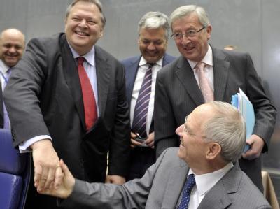 Euro-Finanzminister-Treffen
