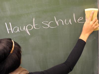 Soll bald der Vergangenheit angehören: Die CDU will mit ihrer Tradition des dreigliedrigen Schulsystems brechen und sich von der Hauptschule in der jetzigen Form verabschieden.