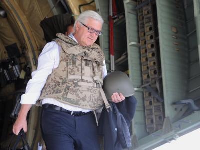 Steinmeier in Afghanistan