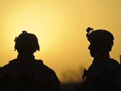 US-Soldaten in Afghanistan