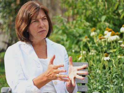 Grünen-Politikerin Harms: «Den Umbau der Energiewirtschaft schafft man nur in einem breiten Konsens» (Archivbild)