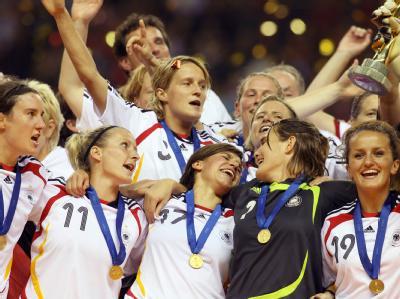 Weltmeisterinnen 2007