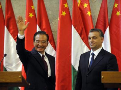 Wen und Orban