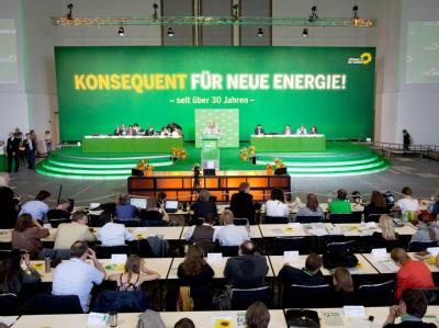 Beide Seiten bekamen während der Debatte Applaus vonseiten der Delegierten.