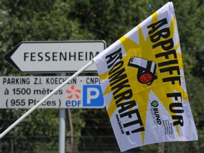 Das französische Atomkraftwerk Fessenheim gehört zu den umstrittensten Anlagen in Europa.