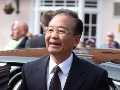 Chinas Ministerpräsident Wen Jiabao (Archivbild)