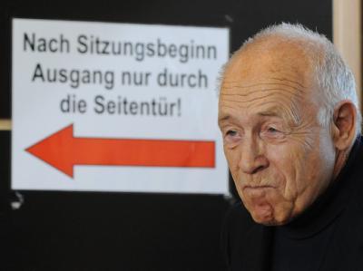 S-21-Schlichter Heiner Geißler sieht den Ausgang des Stresstests weiter offen.