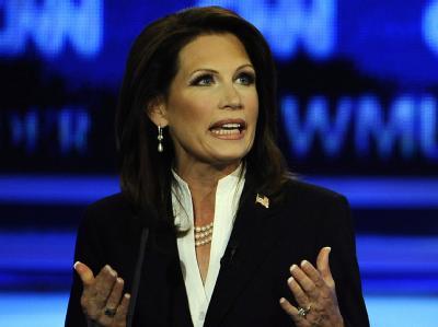 Steht im Rampenlicht für die Tea-Party-Bewegung: Michele Bachmann. (Archivbild)