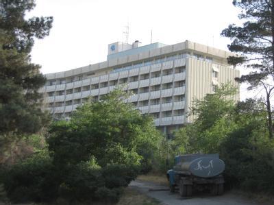 Das Intercontinental in Kabul (Archivbild): Ein Terrorkommando der Taliban hat in der Nacht das Hotel gestürmt.