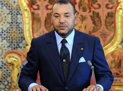 K�nig Mohammed VI.