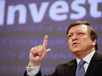 EU-Kommissionspräsident José Manuel Barroso hat sich die Kritik von Barack Obama energisch verbeten (Archivfoto).