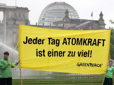 Greenpeace-Demo