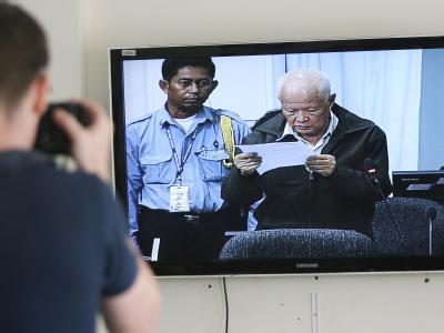 Khieu Samphan: «Ich werde mein bestes tun, zur Wahrheitsfindung beizutragen»
