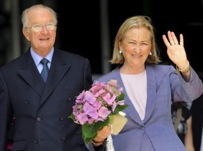 Belgisches Königspaar