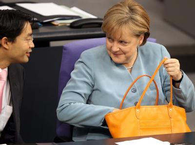 Merkel & Rösler