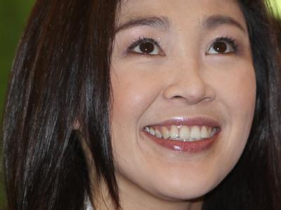 Thailands künftige Ministerpräsidentin Yingluck Shinawatra.