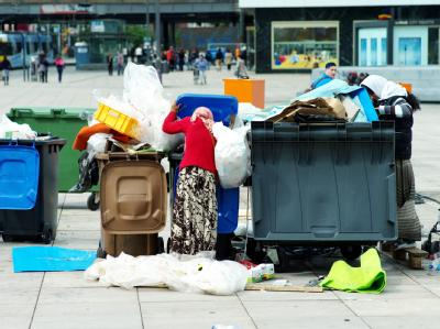 Armut in Deutschland
