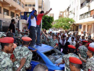 Protest in Suez: In Ägypten entlädt sich Wut über die