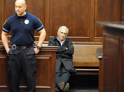 Dominique Strauss-Kahn kann vielleicht bald die USA verlassen. (Archivbild)