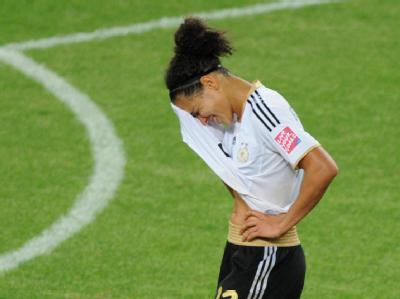 Celia Okoyino da Mbabi konnte dem Team nicht mit Toren helfen.