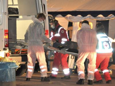 Jugendliche in Zeltlager erkrankt