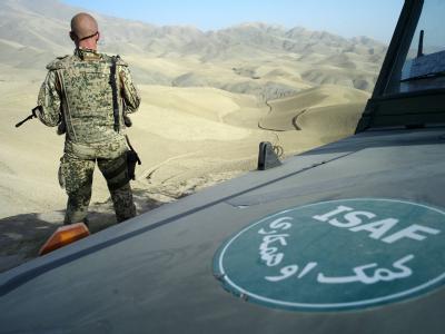 Vier Nato-Soldaten in Afghanistan get�tet