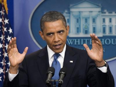 US-Präsident Barack Obama schlägt Alarm: Im Finanzdrama um das Schuldenlimit der USA warnt er vor einem Rückfall in die Rezession.