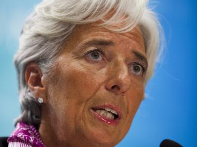 Lagarde: Italiens Probleme derzeit vor allem von M�rkten befeuert