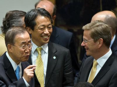 UN-Sicherheitsrat New York