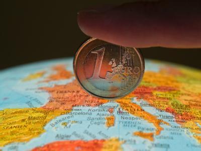 Europ�ische L�nder in der Schuldenkrise