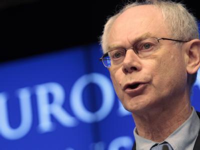 EU-Ratspräsident Herman Van Rompuy hat einen Sondergipfel einberufen.