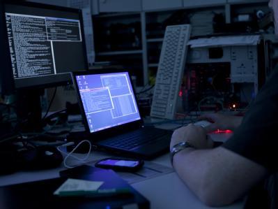 Nach den Angriffen von Hackern auf Computer der Polizei gibt es eine erste Festnahme.