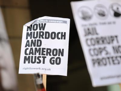 Cameron und Murdoch