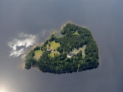 Auf der Insel Utoya starben 69 Menschen.
