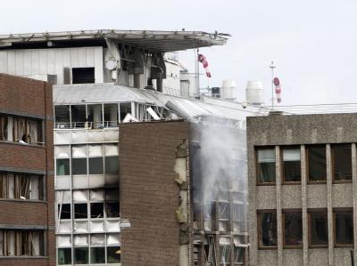 Anschlag in Oslo