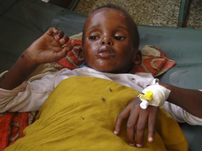 Hungerkatastrophe am Horn von Afrika