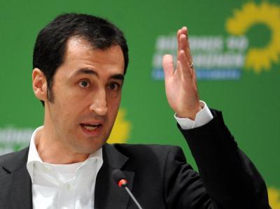 Cem Özdemir: Für die Grünen kommt es auf «realitätstaugliche und durchgerechnete Konzepte» an.