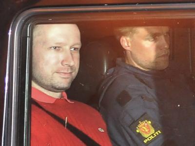 Attentäter Breivik