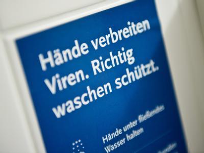 Deutsche achten auf mehr Hygiene